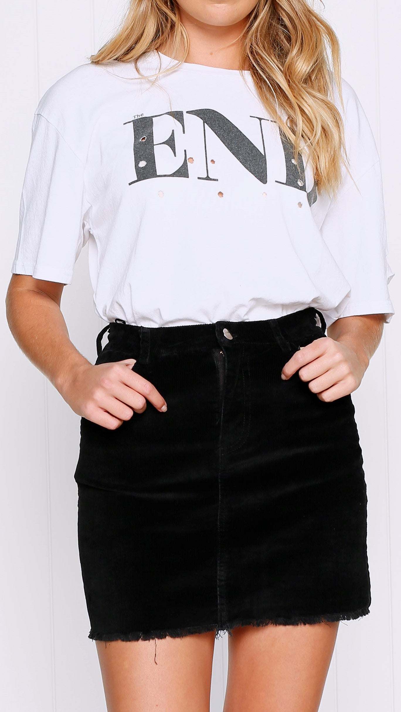 Dallas Skirt - Black