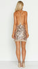 Twiggy Dress - Gold