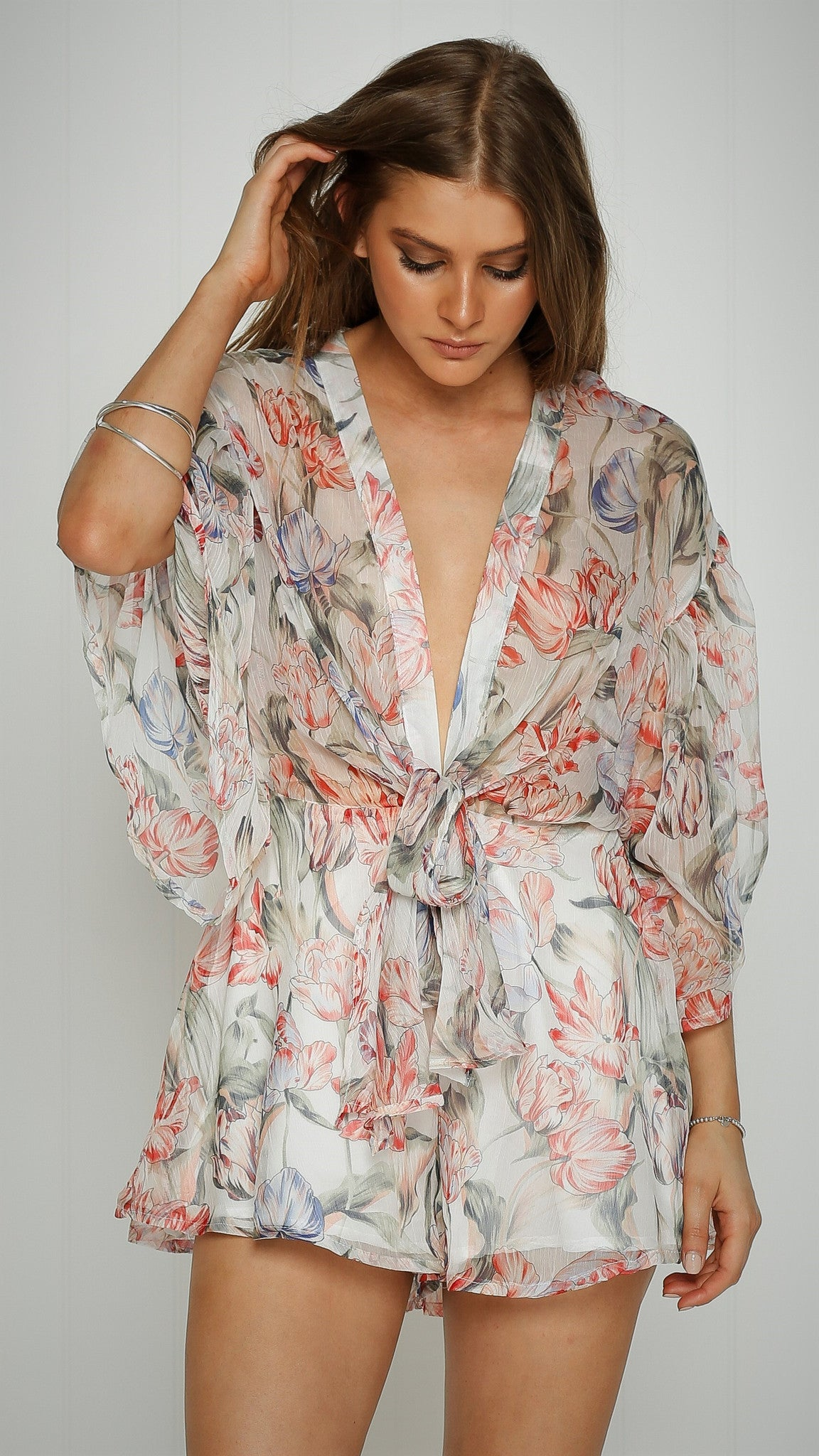 Never Let Go Playsuit