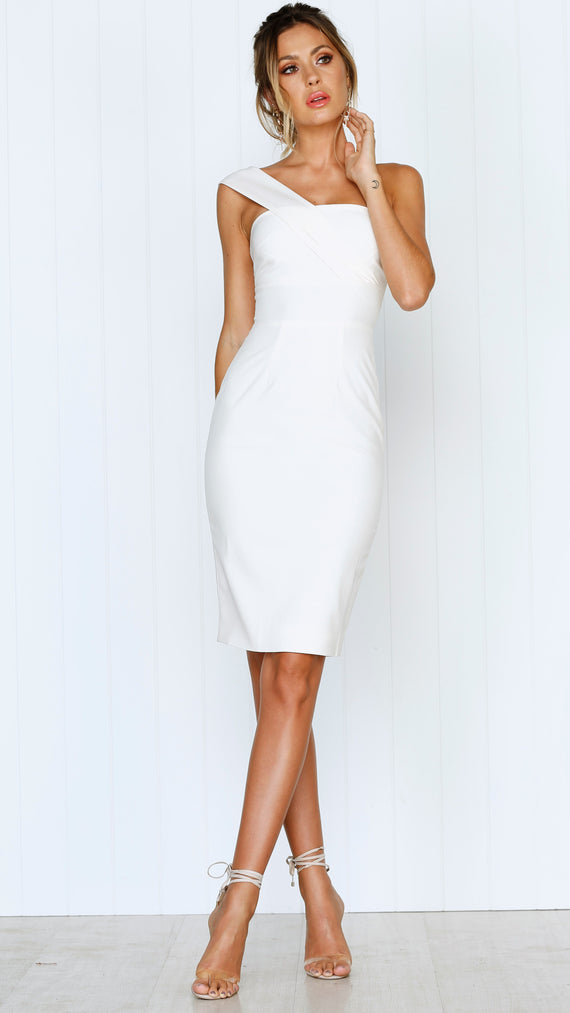 Olenna Dress - Cream