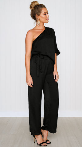 Atlas Jumpsuit - Black