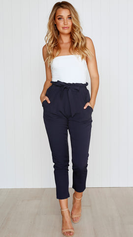Liberty Pants - Navy
