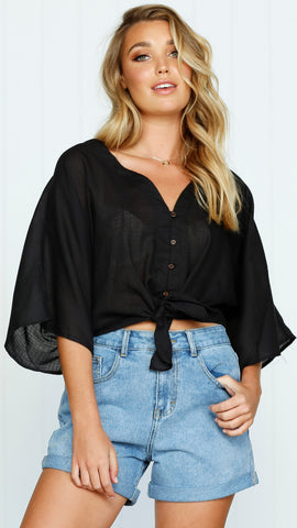 Arizona Top - Black