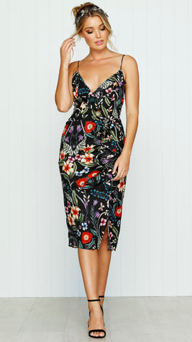 Sol Drape Dress - Cooper St