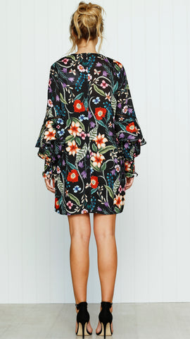Gardenia Vintage Shift Dress - Cooper St