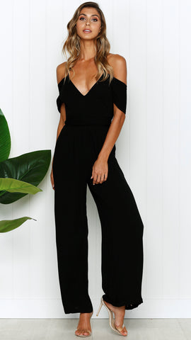 Chantelle Jumpsuit - Black