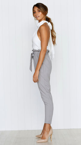 Liberty Pants - Grey