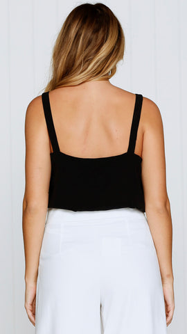 Jovi Top - Black