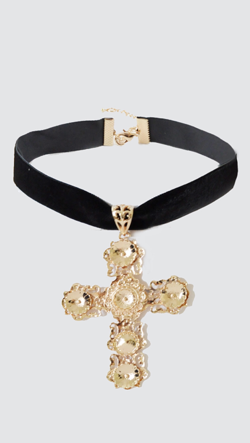 ULTIMATE CROSS NECKLACE