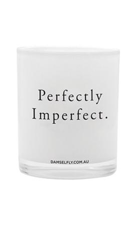 PERFECTLY IMPERFECT CANDLE