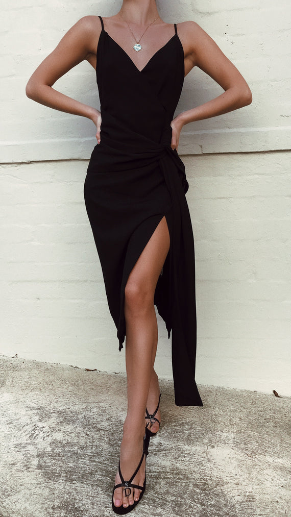 Rhemi Dress - Black