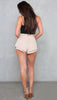 Polly Shorts - Beige - RESTOCKED