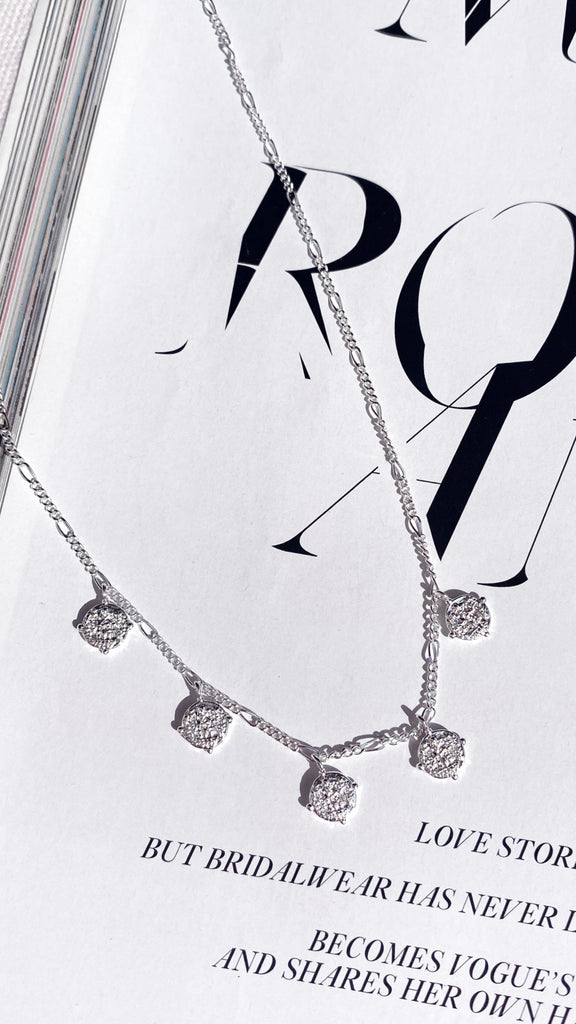 Marisa Necklace - Silver
