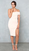 Sweet Surrender Dress - Peach