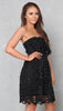LOVE STORY DRESS - BLACK