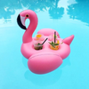 INFLATABLE DRINK HOLDER FLAMINGO