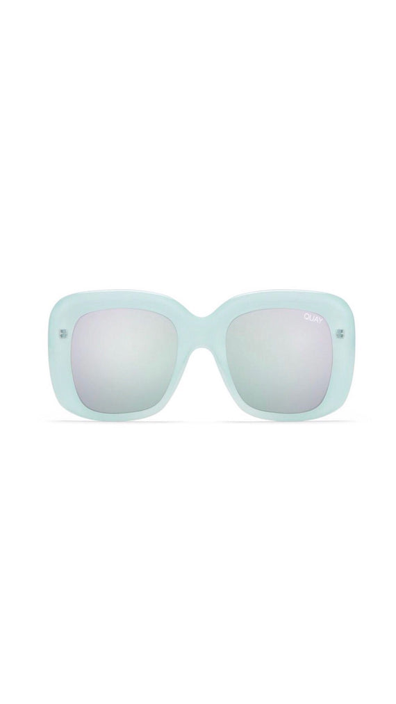 QUAY SUNGLASSES - DAY AFTER DAY MINT / MINT