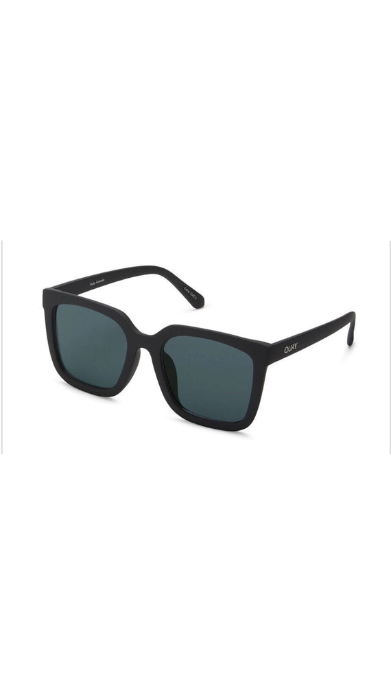 Quay - Neerim - Sunglasses - Black Smoke