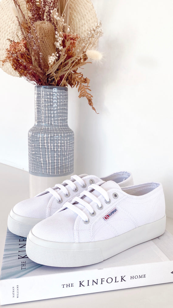 Superga Canvas 2730 COTU - White