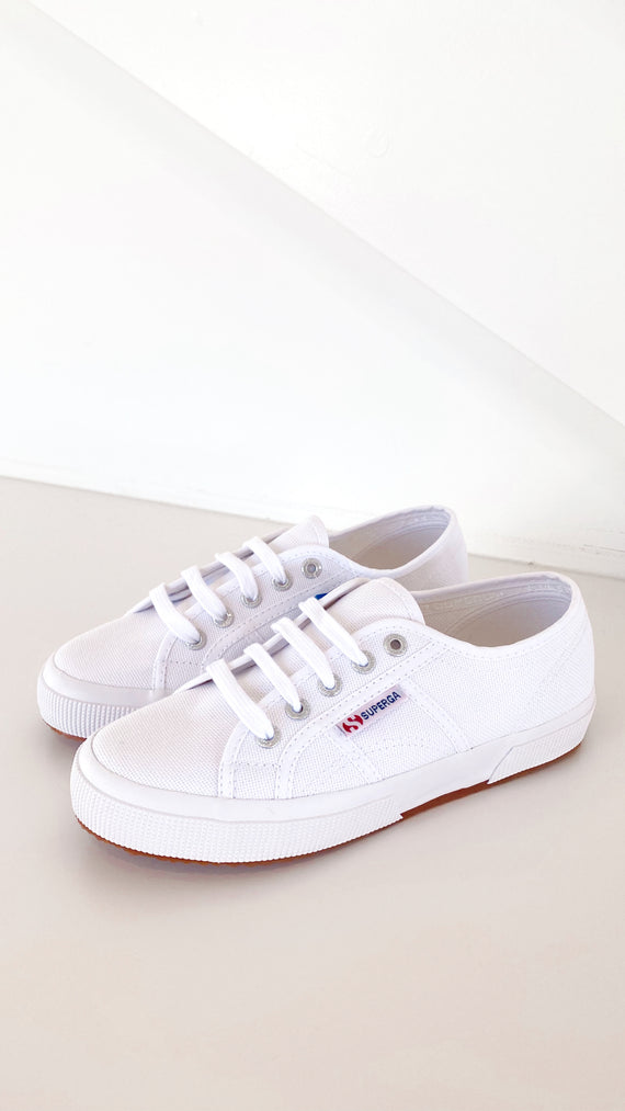 Superga Canvas 2750 - Cotu White