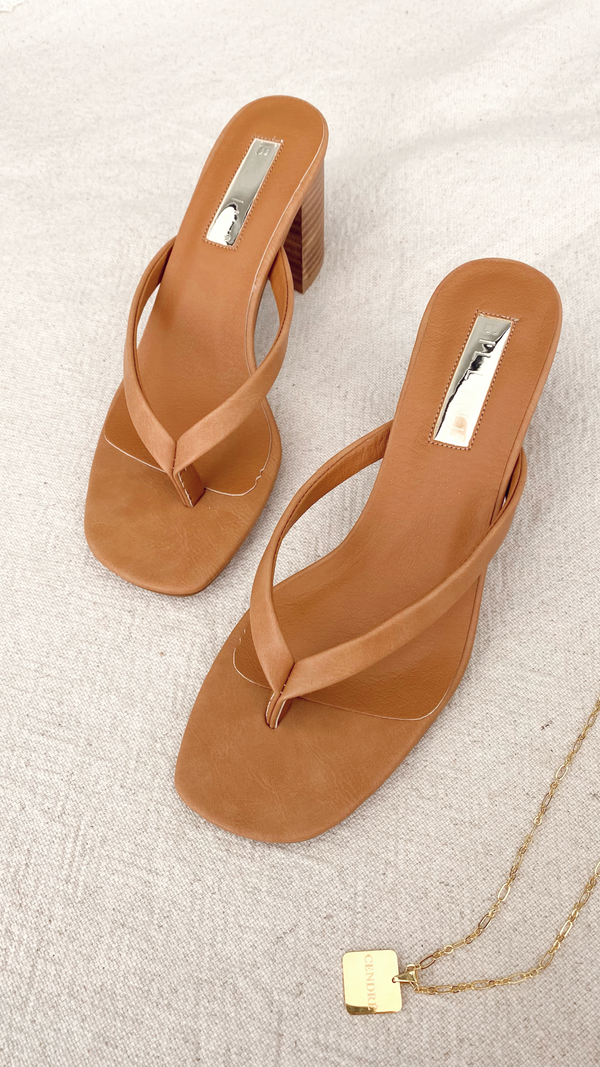 Yente Heel - Sugar Brown