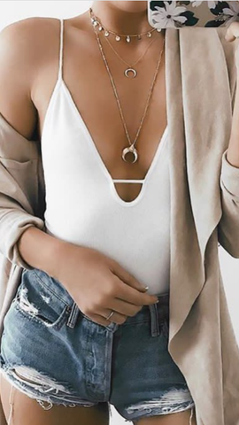 Sinead Layered Necklace