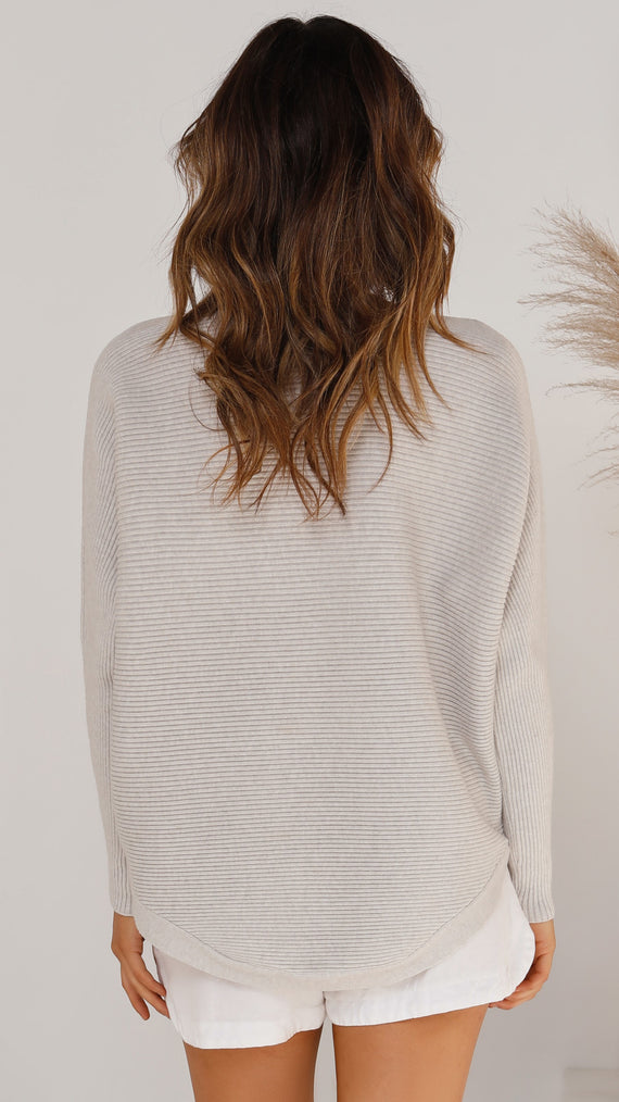 Into You Knit - Grey