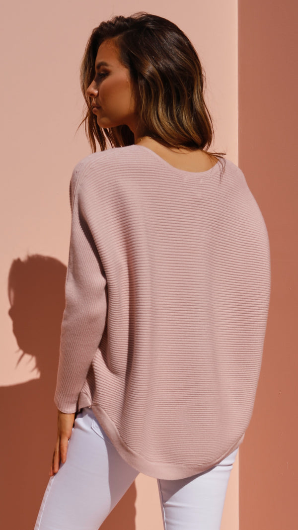 Into You Knit - Blush