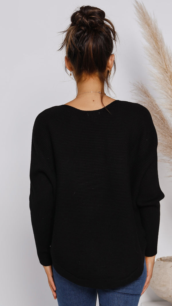Into You Knit - Black