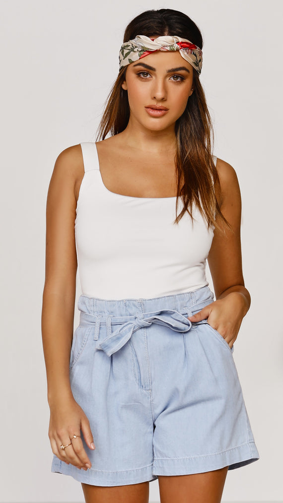 Iisla Top - White