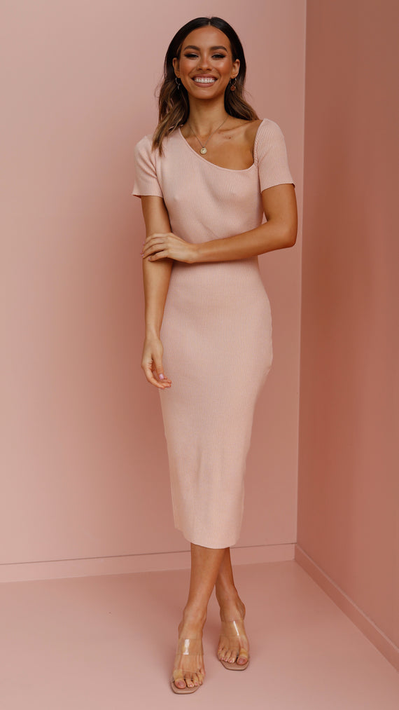 Apollo Dress - Peach