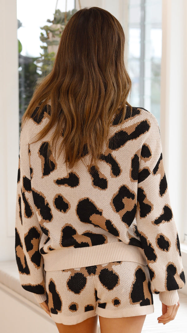 Wild Things Set - Leopard