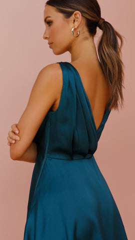 Tegan Dress - Teal