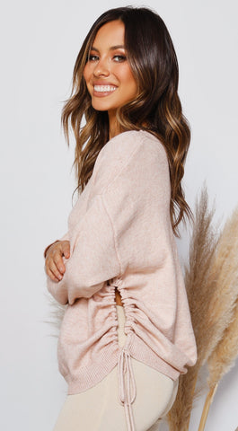 Baltimore Knit - Blush