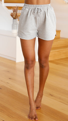 Paige Shorts - Grey