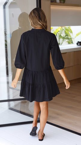 Jamila Dress - Black