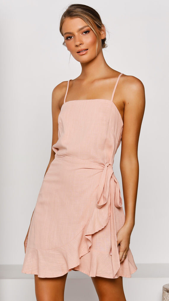 Livi Dress - Blush