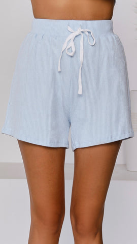 Avalon Short - Baby Blue