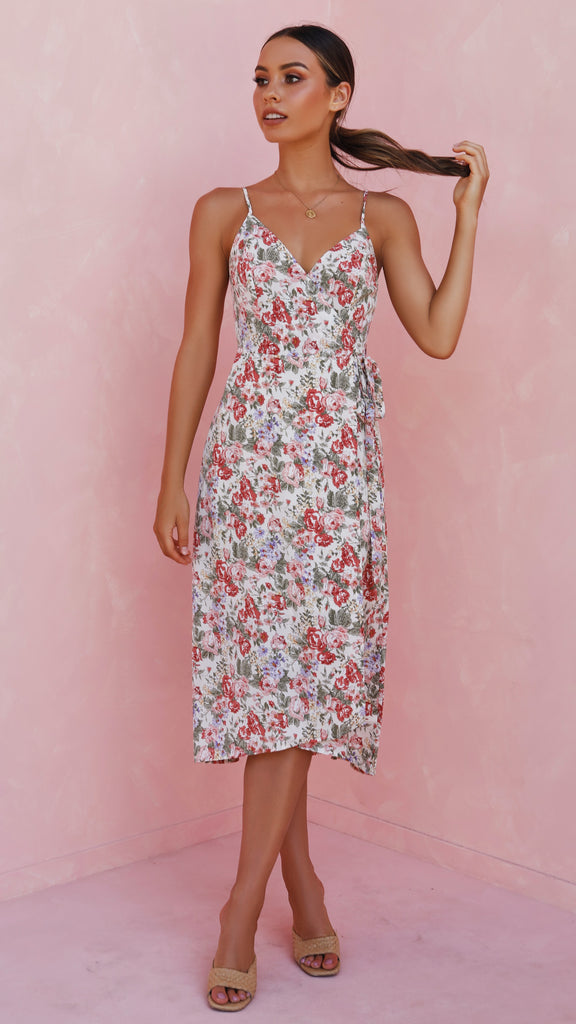 Audrey Dress - Floral