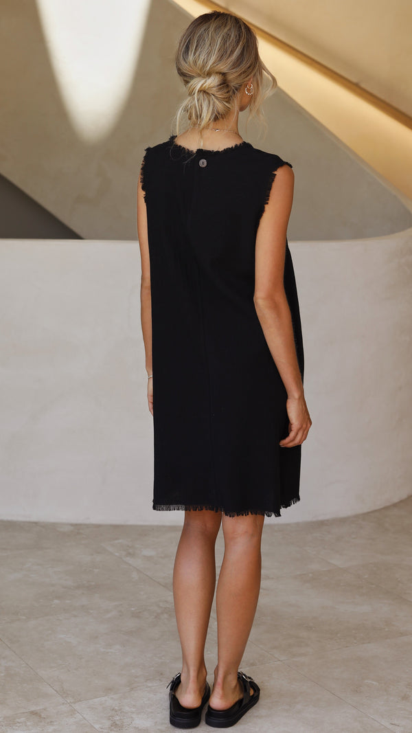 Nuala Dress - Black
