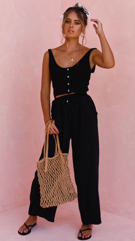 Brooke Top - Black