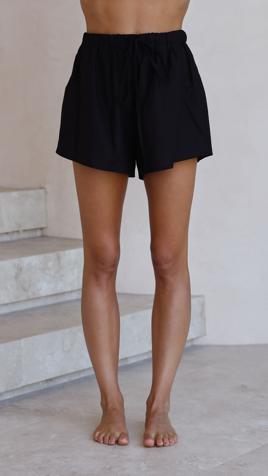 Bella Shorts - Black