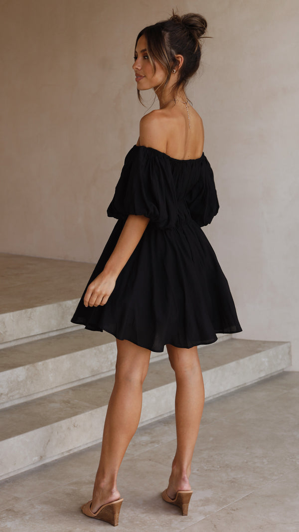 Adi Dress - Black