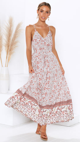 Tahere Maxi Dress