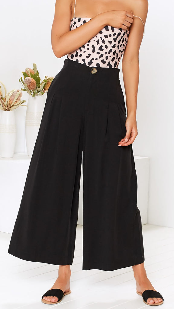 Marilyn Pants - Black