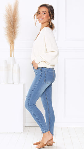 Easy Way Out Jeans