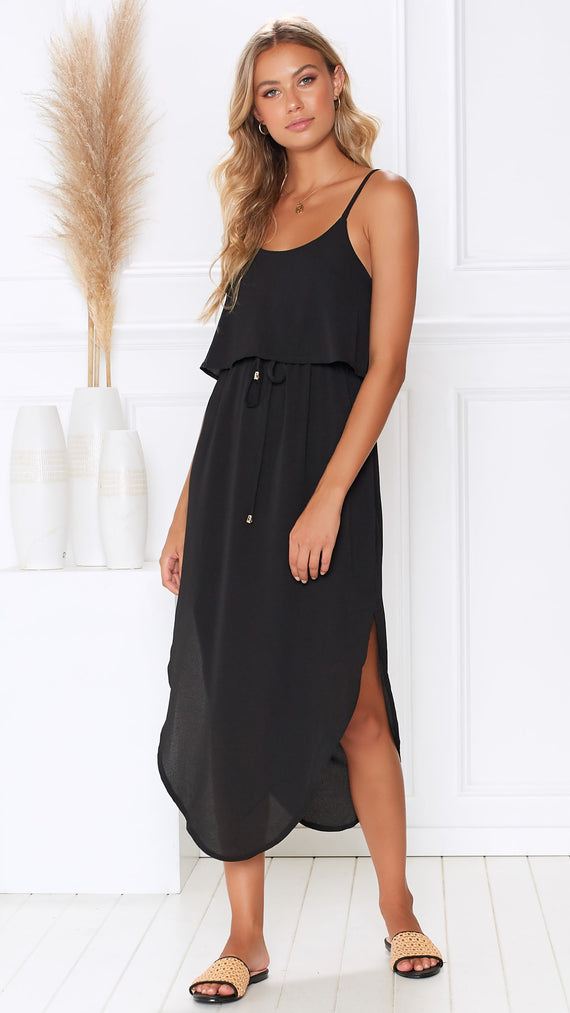 Memphis Dress - Black