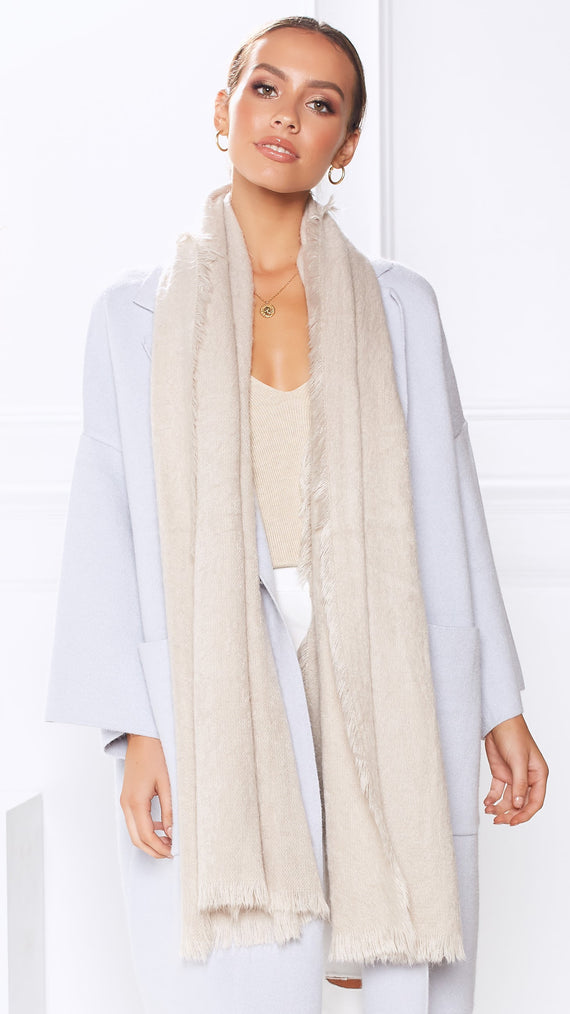 Day Dream Scarf - Cream