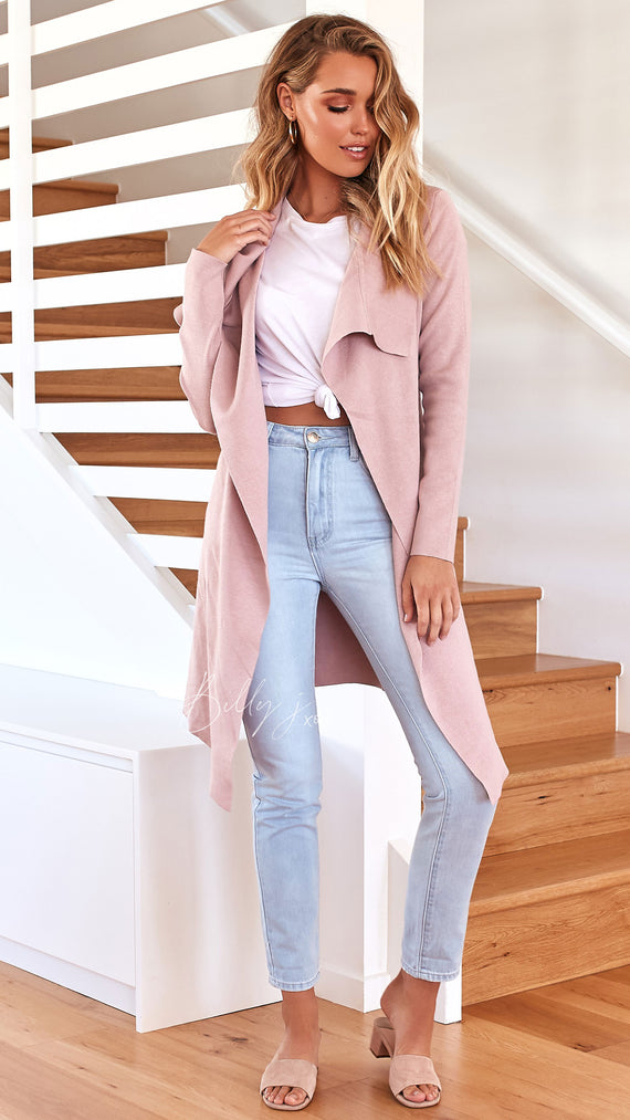 Callie Cardi - Dusty Rose