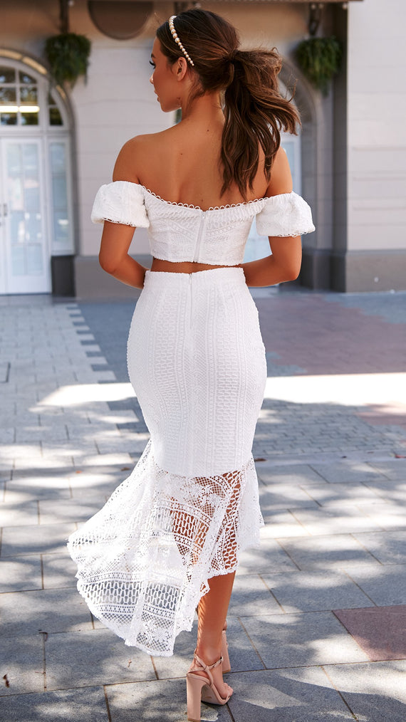 Serena Set - White